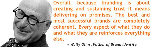 Corporate identity quotes