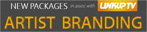 artist branding click through