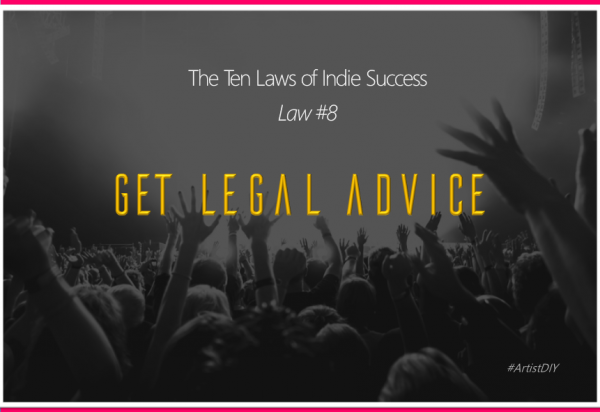 get legal advice