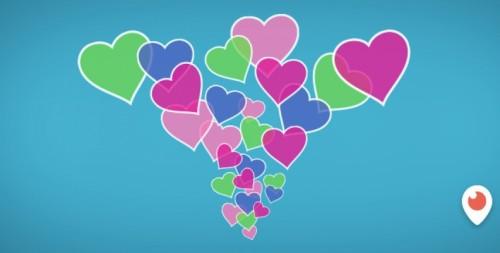 periscope hearts
